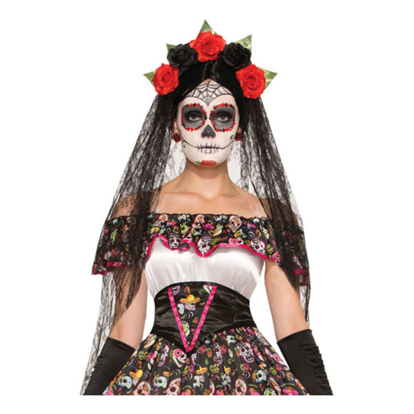 Day of the Dead Slöja