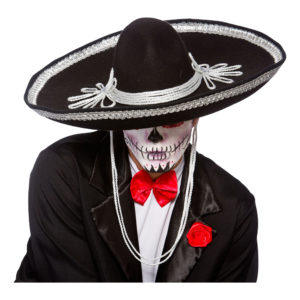 Day of the Dead Sombrero - One size