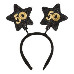 Diadem Birthday Star - 50
