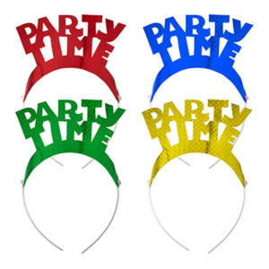 Diadem Partytime - 4-pack