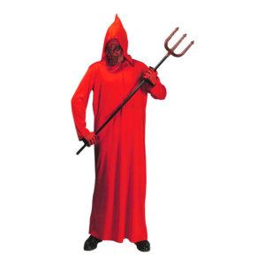 Djävulen Maskeraddräkt - Large