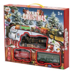 Elektrisk Tåg Juldekoration