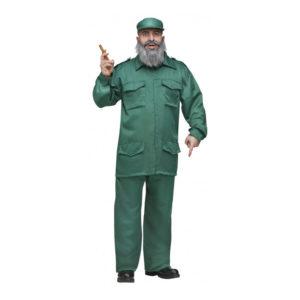 Fidel Castro Maskeraddräkt - One size