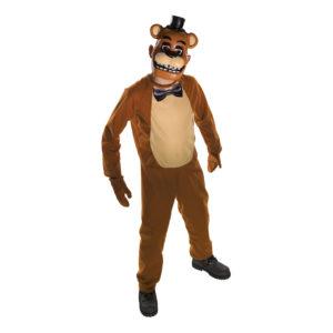 Five Nights at Freddy's Freddy Barn Maskeraddräkt - Large