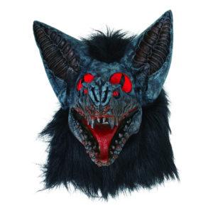 Fladdermus Halloween Mask