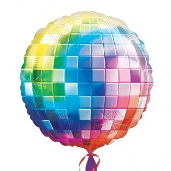 Folieballong Discokula XL