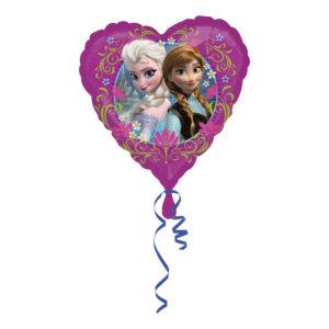 Folieballong Hjärta Frozen