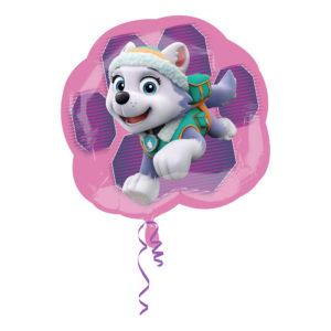 Folieballong Paw Patrol Rosa