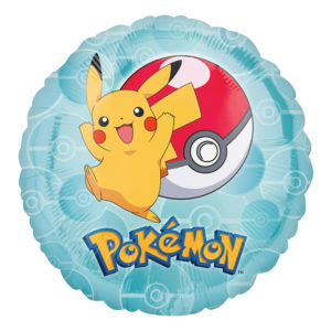 Folieballong Pokémon