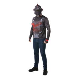 Fortnite Black Knight Budget Maskeraddräkt - Medium