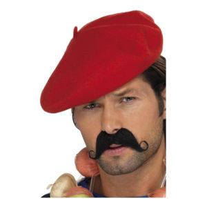 Fransk Basker - Röd