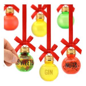 Gör-dina-egna Julgranskulor