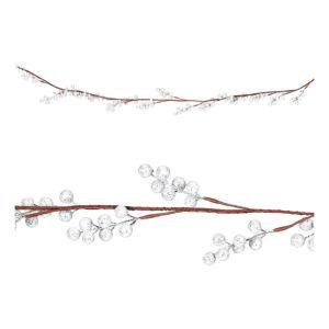 Girlang Mistel Silver - 145 cm