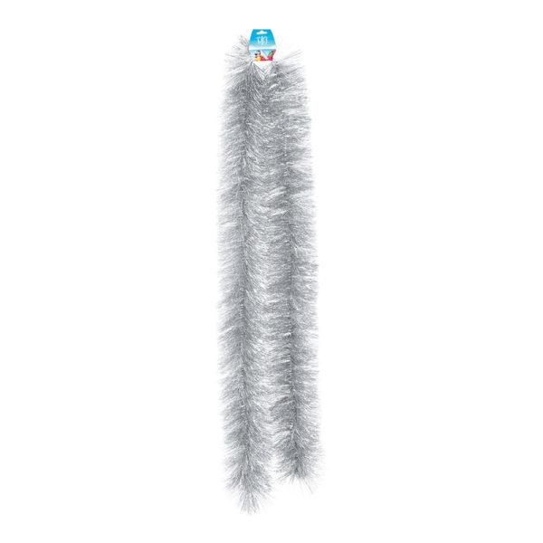 Glitterboa Silver