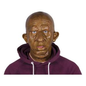 Golden Mikey Greyland Film Mask - One size