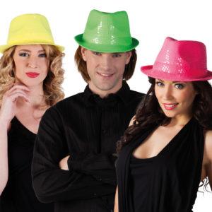 Hatt Popstar-Grön