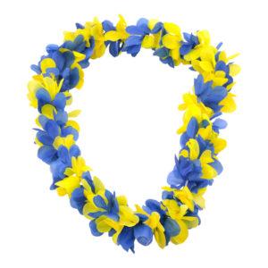 Hawaiikrans Sverige - 55 cm