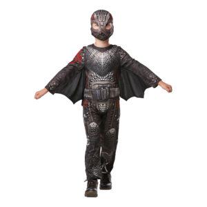 Hiccup Battlesuit Barn Maskeraddräkt - Medium