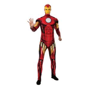 Iron Man Deluxe Maskeraddräkt - X-Large