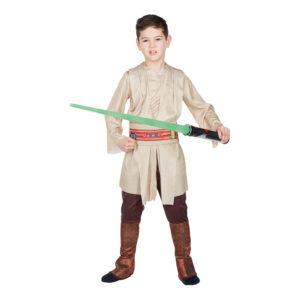 Jedi Knight Deluxe Barn Maskeraddräkt - Large
