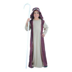 Jesu Födelse Fåraherde Barn Maskeraddräkt - Large