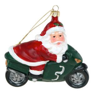Julhänge Tomte På Motorcykel - 1-pack