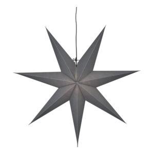 Julstjärna Grå - 100 cm