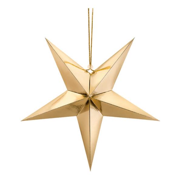 Julstjärna Guld