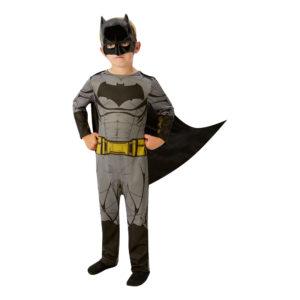 Justice League Batman Barn Maskeraddräkt - Large