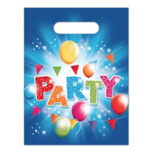 Kalaspåsar Party - 6-pack
