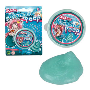 Klämlera Mermaid Poop