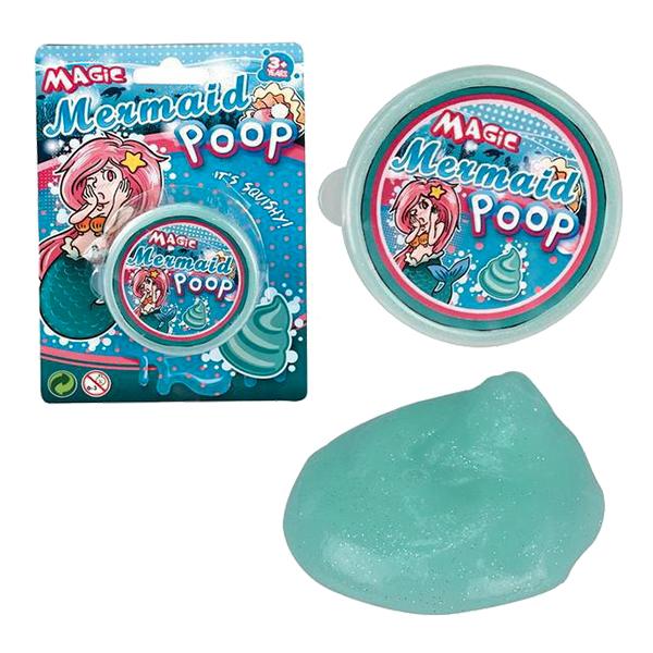 Klämlera Mermaid Poop