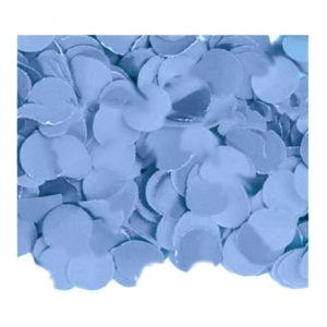 Konfetti Ljusblå - 100 gram