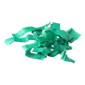 Konfettikanon Grön