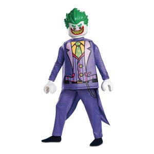 LEGO Joker Deluxe Barn Maskeraddräkt - Large
