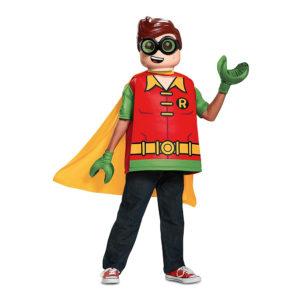 LEGO Robin Barn Maskeraddräkt - Medium