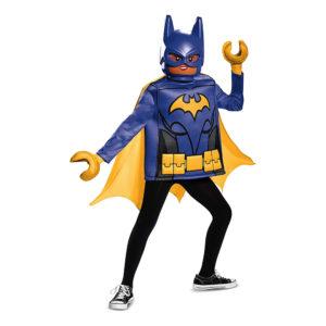 LEGO The Batman Movie Batgirl Barn Maskeraddräkt - Small