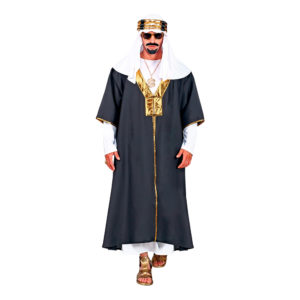 Marockansk Sultan Maskeraddräkt - XX-Large