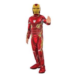 Marvel Endgame Iron Man Barn Maskeraddräkt - Medium