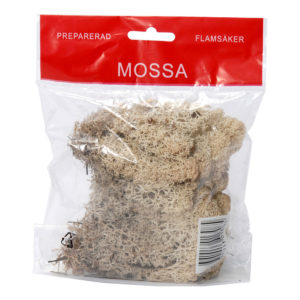 Mossa Natur - 40 gram