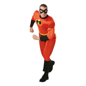 Mr Incredible Deluxe Maskeraddräkt - X-Large