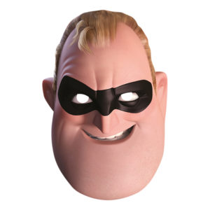 Mr Incredible Pappmask