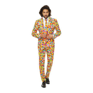 OppoSuits Confetteroni Kostym - 46