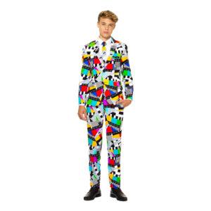 OppoSuits Teen Testival Kostym - 146-152