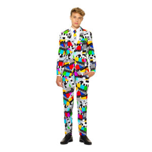 OppoSuits Teen Testival Kostym - 170-176