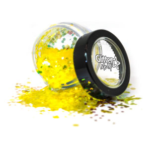 PaintGlow Fantasy Chunky Loose Glitter - Golden Griffin