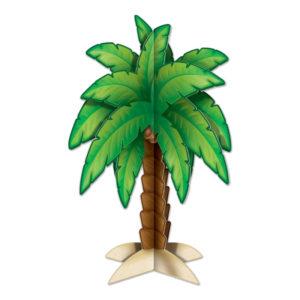 Palm Bordsdekoration