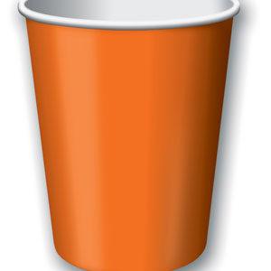 Pappersmuggar Orange
