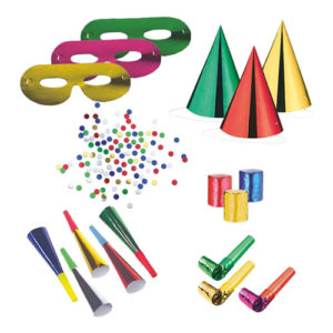 Partykit (6-pers)