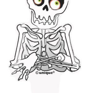 Partypicks Skelett